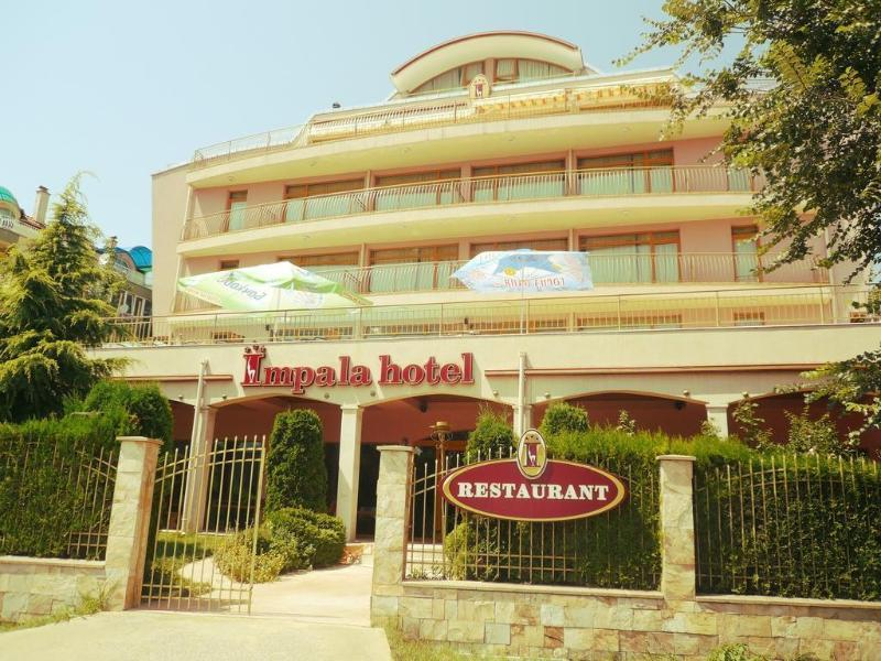 Holidays at Impala Hotel in Varna, Bulgaria