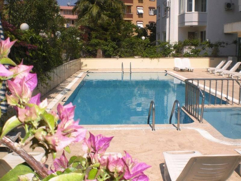 Holidays at Lila Apart Hotel in Alanya, Antalya Region