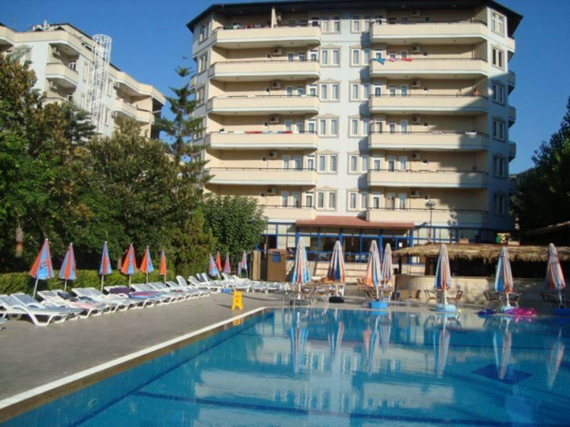 Holidays at Elysee Garden Family Hotel in Alanya, Antalya Region