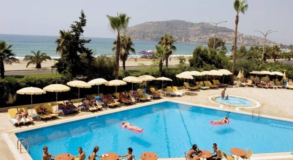 Holidays at Elysee Hotel in Alanya, Antalya Region