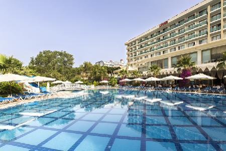 Holidays at Lycus Beach Hotel in Okurcalar, Antalya Region