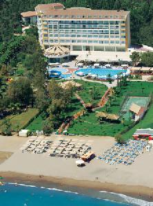 Lycus Beach Hotel Okurcalar Antalya Region Turkey Book