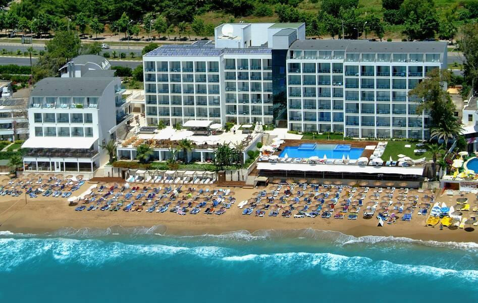 Holidays at Yalihan Una Hotel in Avsallar, Antalya Region