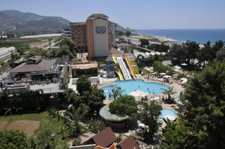 Holidays at Klas Hotel in Kargicak, Alanya