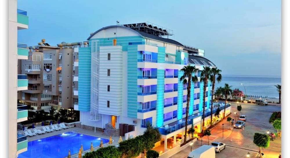 Holidays at Mesut Hotel in Alanya, Antalya Region
