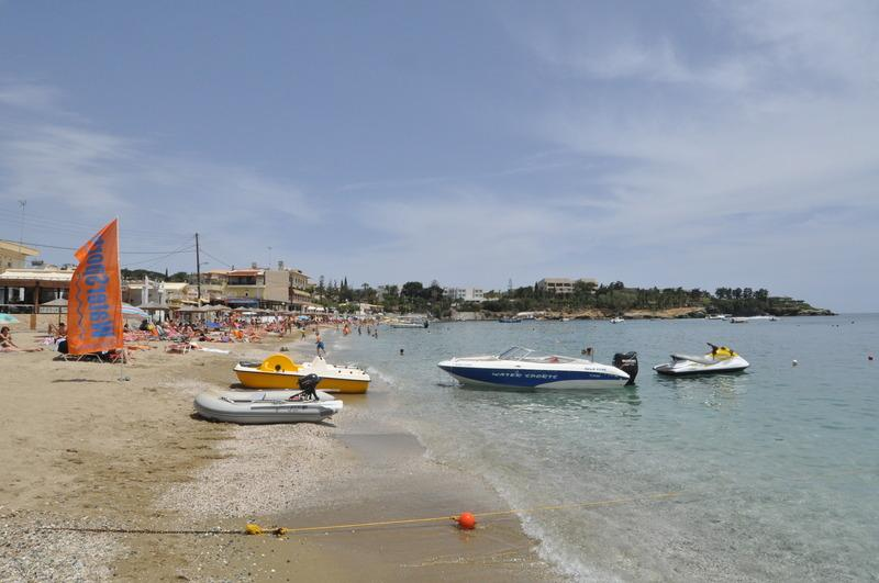Holidays at Pennystella Apartments in Aghia Pelagia, Crete
