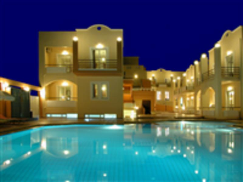 Holidays at Nontas Hotel in Agii Apostoli, Chania