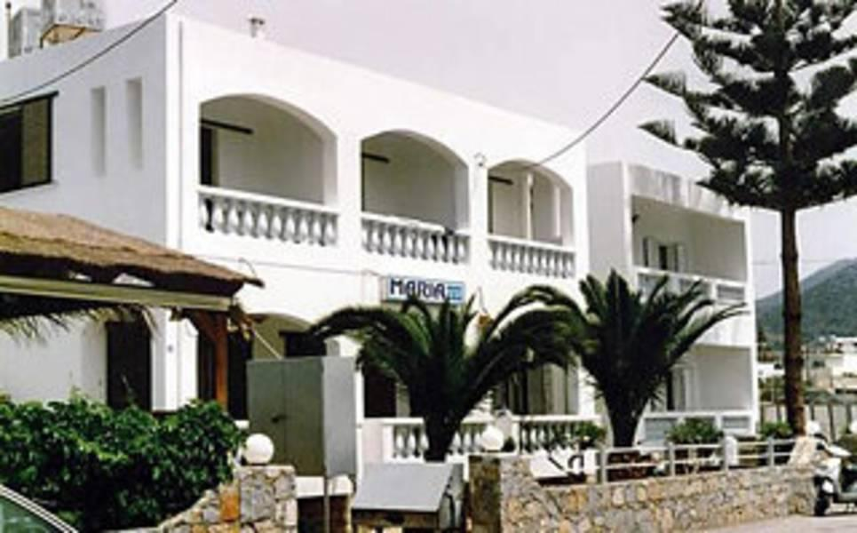 Holidays at Maria Hotel & Apartments in Sissi, Crete