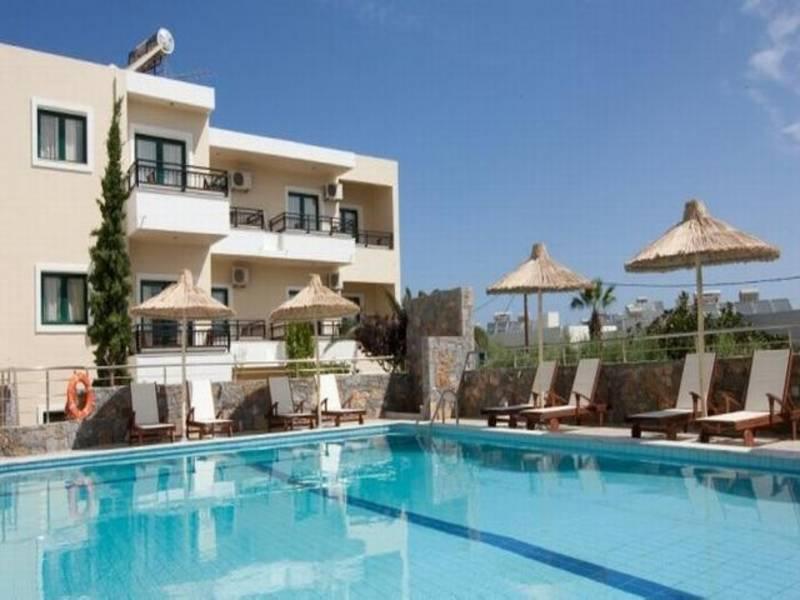 Holidays at Dias Hotel Apartments in Stalis, Crete