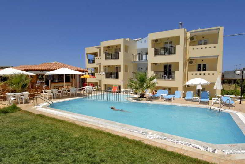 Holidays at Sunshine Studios and Apartments in Stalis, Crete