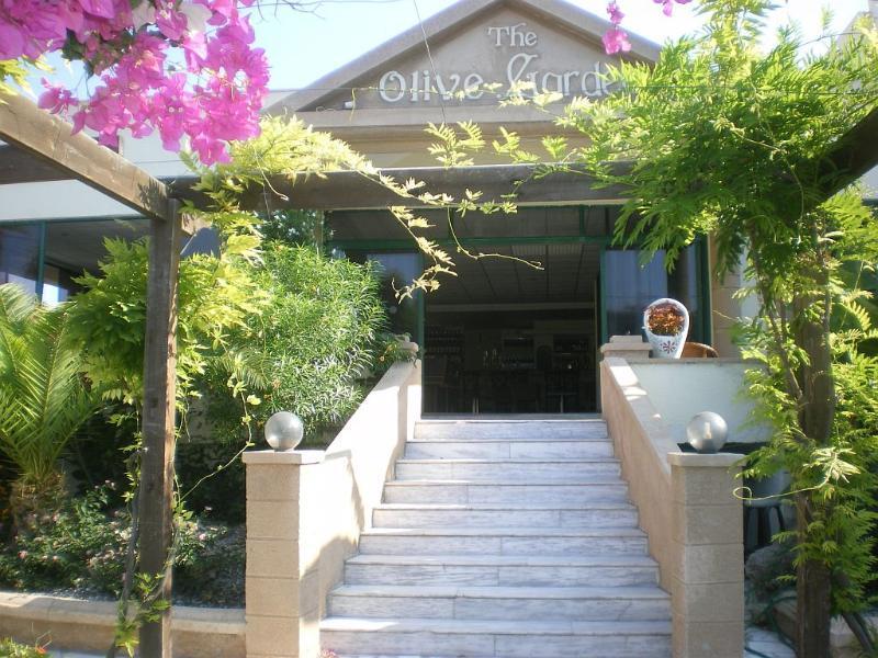 Olive Garden Hotel, Lardos, Rhodes, Greece. Book Olive Garden Hotel ...