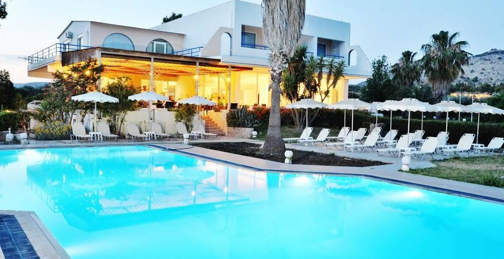 Holidays at Olive Garden Hotel in Lardos, Rhodes