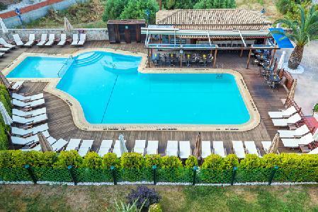 Holidays at Nereides Hotel in Hanioti, Halkidiki