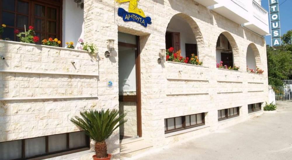 Holidays at Aretousa Hotel in Skiathos Town, Skiathos