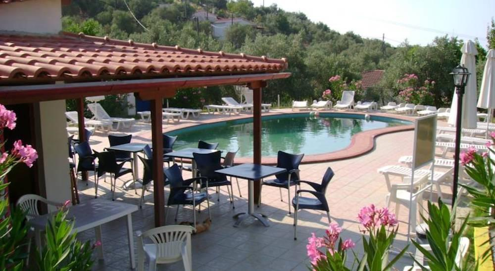 Holidays at Diamantis Hotel in Skiathos Town, Skiathos