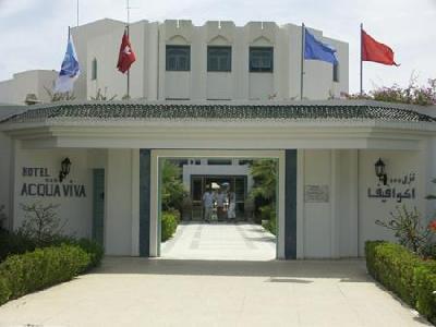 Holidays at Acqua Viva Hotel in Gammarth, Tunisia