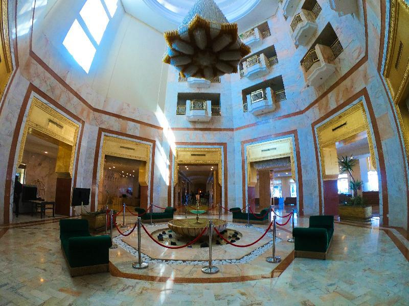 Holidays at Le Palace Hotel in Gammarth, Tunisia