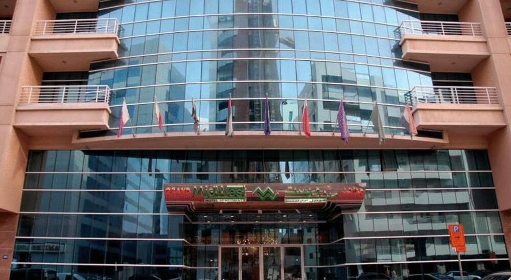 Holidays at Grand Midwest Express Hotel in Jebel Ali, Dubai