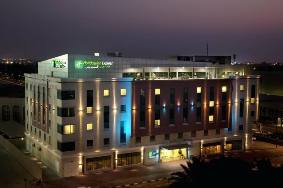 Holidays at Holiday Inn Express Dubai- Safa Park Hotel in Sheikh Zayed Road, Dubai