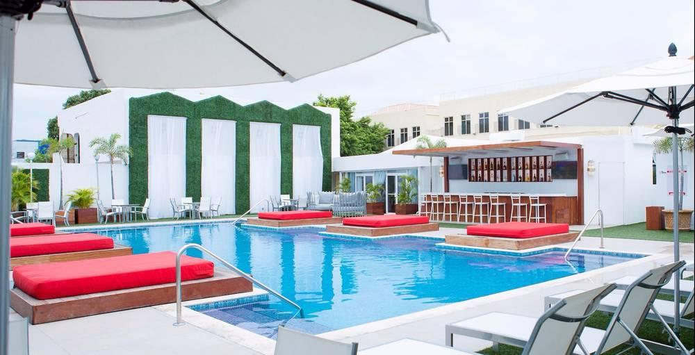 Holidays at Spanish Court Hotel in Kingston, Jamaica