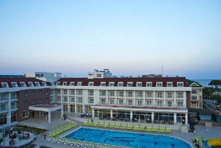Holidays at Novia White Lilyum Hotel in Kemer, Antalya Region