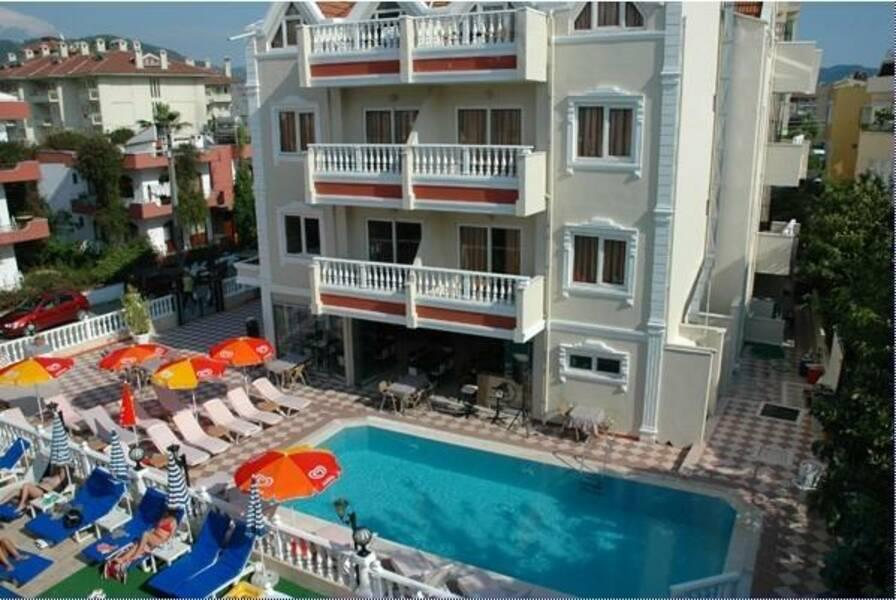 Holidays at Basil's Apart Hotel in Marmaris, Dalaman Region