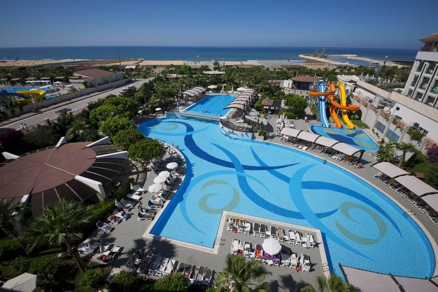 Holidays at Aydinbey King's Palace Spa & Resort in Kumkoy Side, Side
