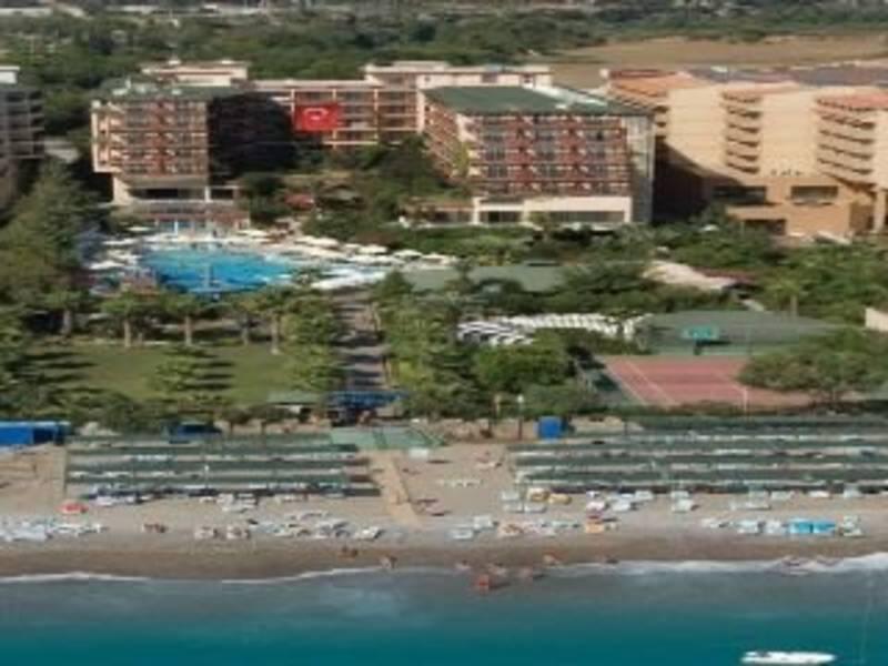 Holidays at Holiday Park Resort in Okurcalar, Antalya Region