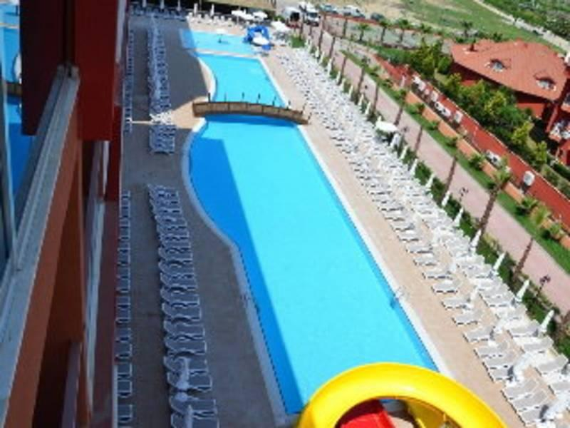 Club Side Coast Hotel Side Antalya Region Turkey Book Club Side