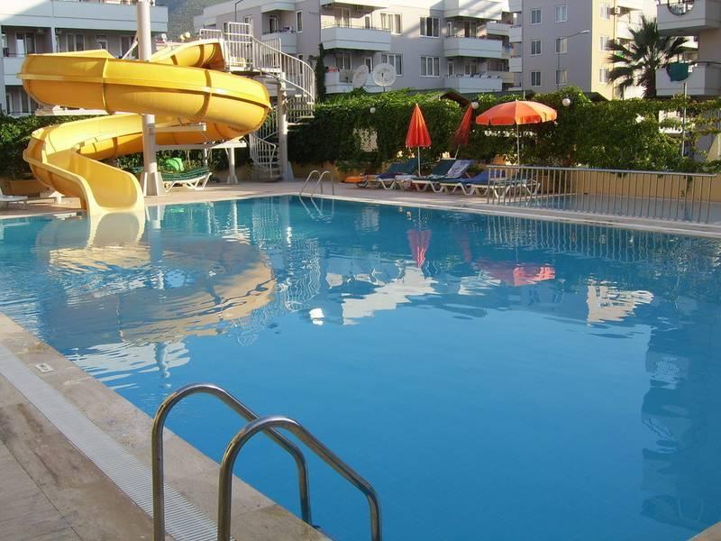 Holidays at Kleopatra Beach Hotel in Alanya, Antalya Region