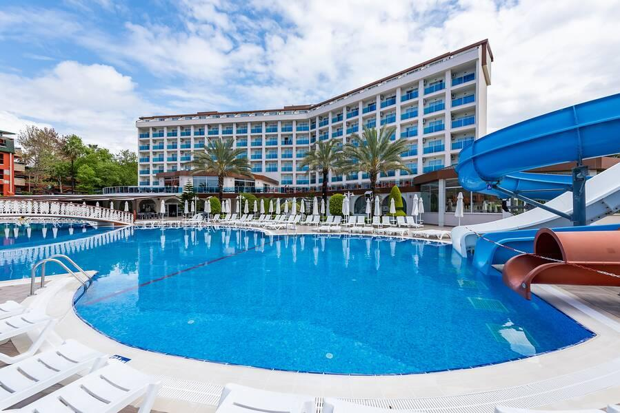 Holidays at Annabella Diamond Resort Hotel in Incekum, Antalya Region