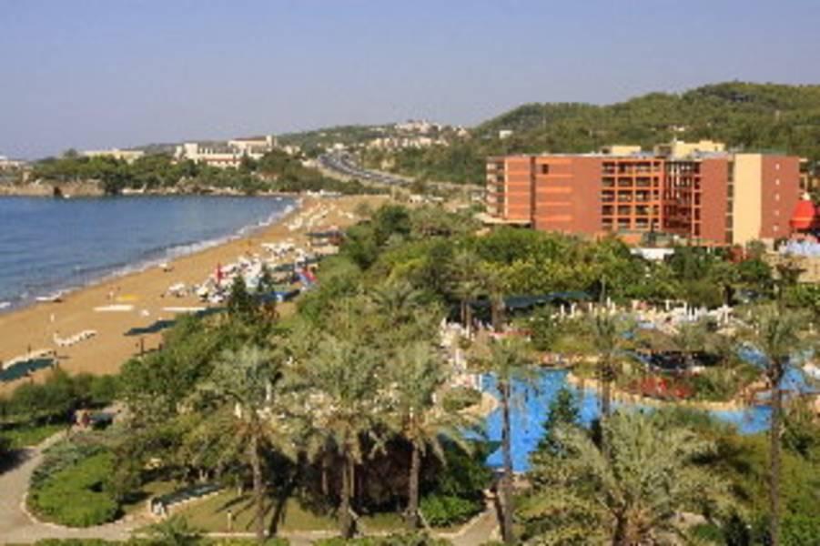 Holidays at Pegasos Royal Hotel in Incekum, Antalya Region