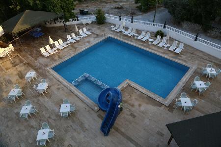 Holidays at Egeria Park Hotel in Davutlar, Kusadasi Region