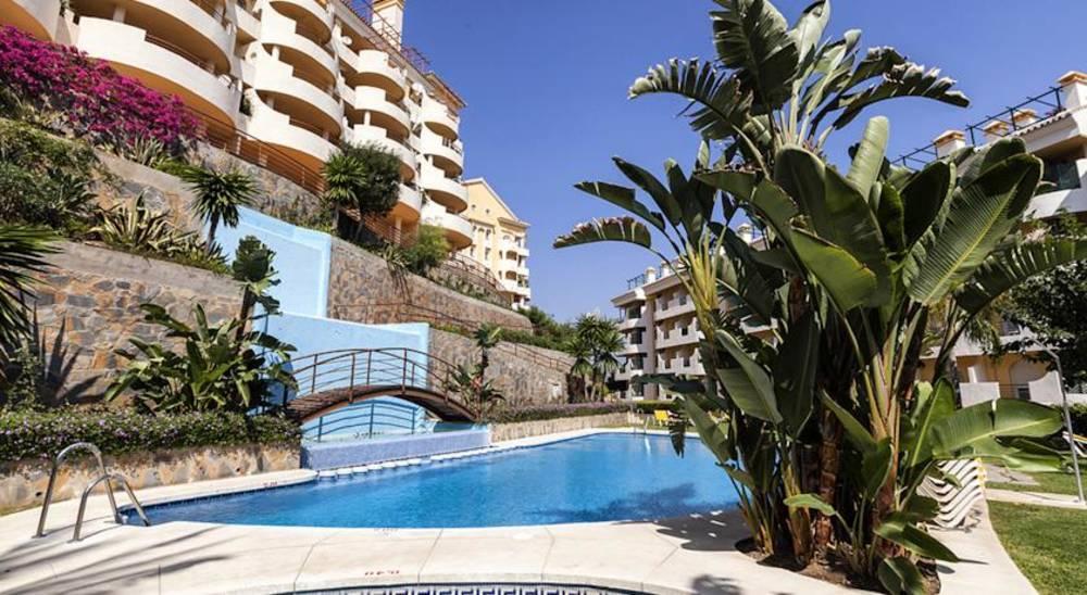 Holidays at Senorio de Aloha Apartments in Nueva Andalucia, Puerto Banus