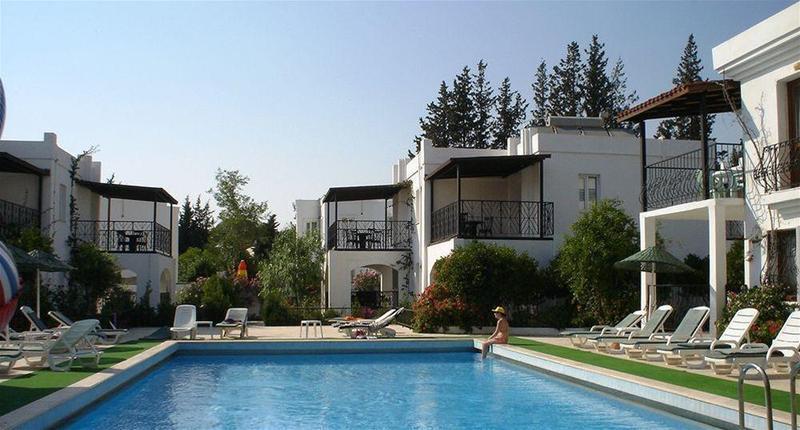 Holidays at Mandarin Apartments in Bitez, Bodrum Region