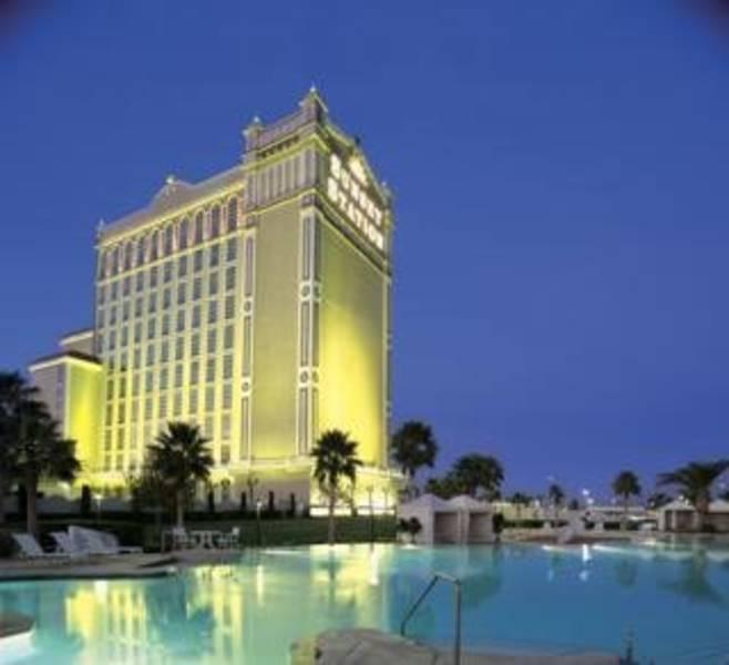 Holidays at Sunset Station Hotel Casino in Las Vegas, Nevada