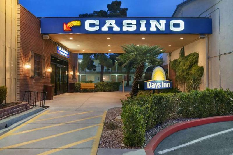 Holidays at Days Inn Las Vegas at Wild Wild West Gambling Hall in Las Vegas, Nevada