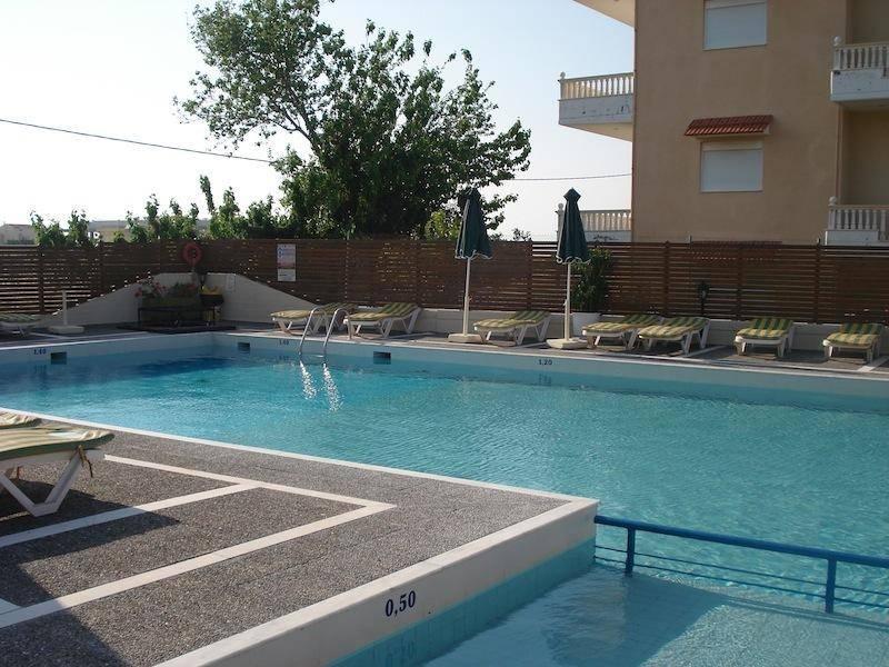 Holidays at Maritime Hotel in Kremasti, Rhodes