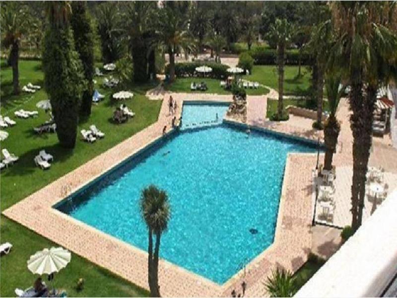 Holidays at Marhaba Hotel in Agadir, Morocco