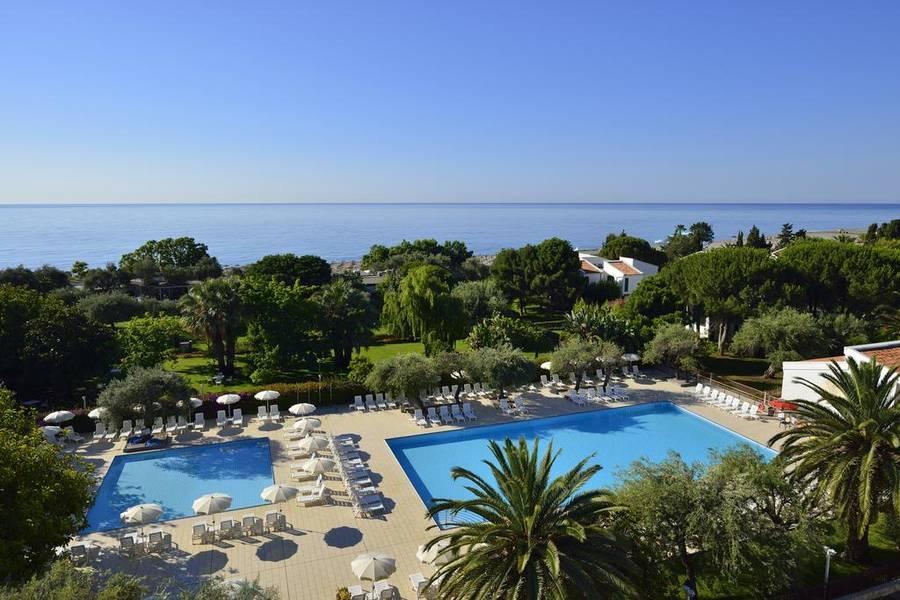 Holidays at Ata Hotel Naxos Beach in Giardini Naxos, Sicily