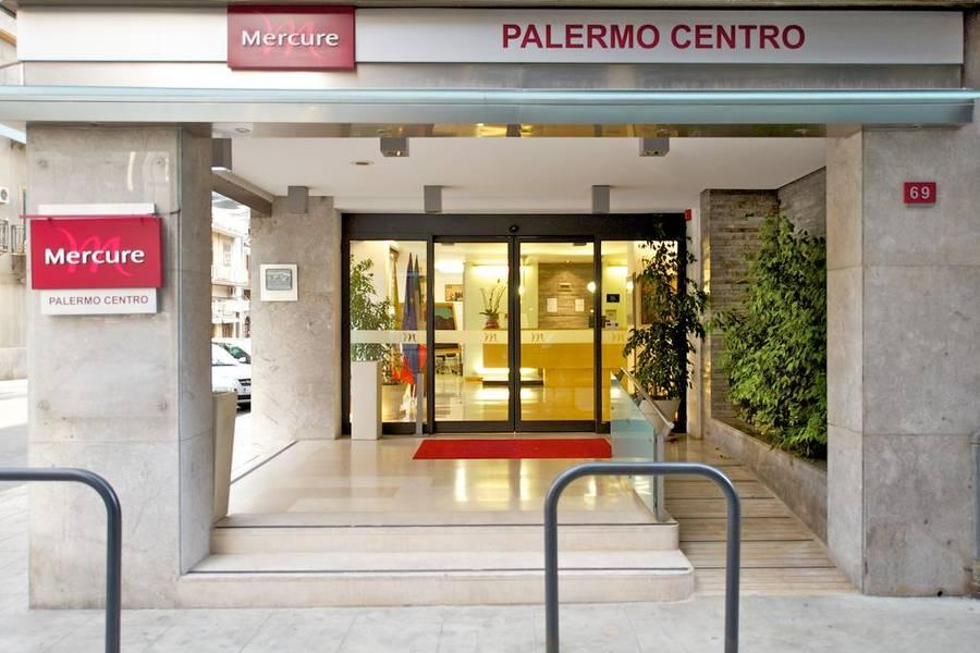 Holidays at Mercure Palermo Centro Hotel in Palermo, Sicily