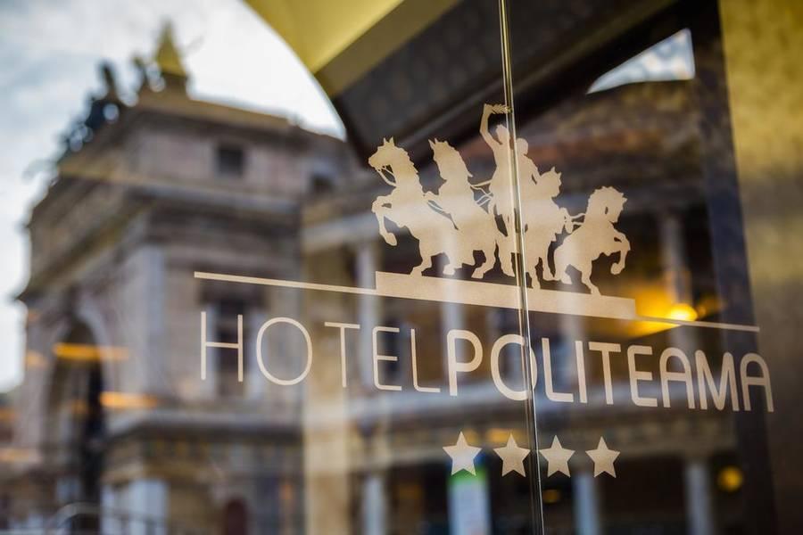 Holidays at Politeama Hotel in Palermo, Sicily