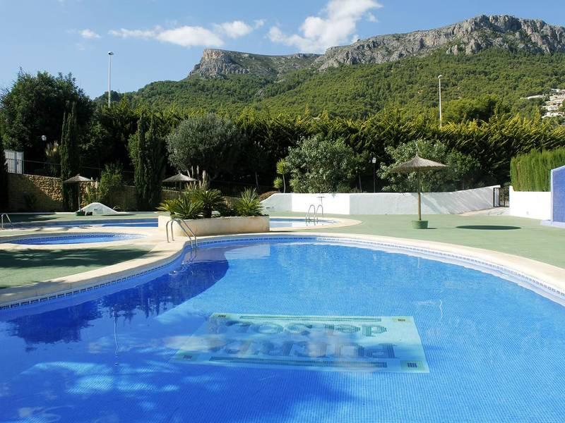 Holidays at Puerta Del Sol Apartments in Calpe, Costa Blanca