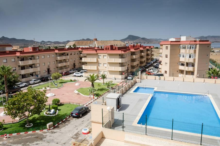Holidays at Tesy II Hotel in La Manga, Costa Calida