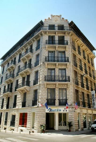 Holidays at Azurea Hotel in Nice, France