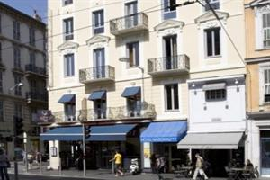 Holidays at National Hotel in Nice, France