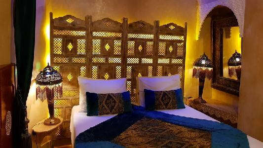 Holidays at Riad Armelle Hotel in Marrakech, Morocco