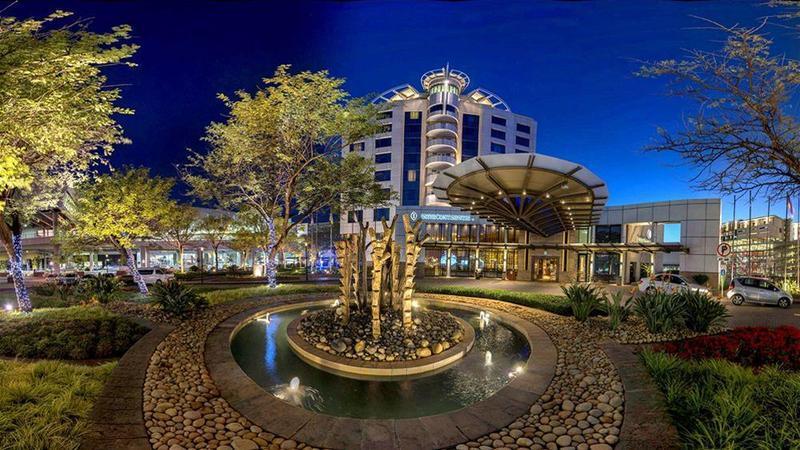 Intercontinental Johannesburg Or Tambo Airport Hotel Johannesburg South Africa Book