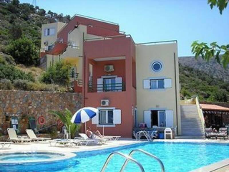 Holidays at Mary Sofi Apartments in Malia, Crete