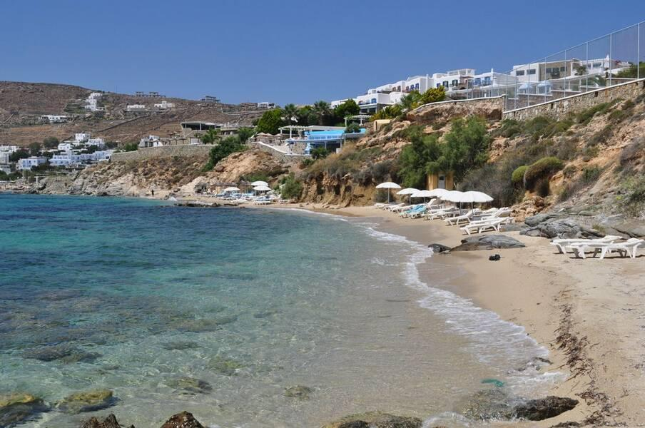 Best Island Beaches For Partying Mykonos St Barts: Saint John Hotel Villas And Spa, Ornos, Mykonos, Greece